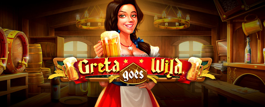If you can't actually get yourself down to Oktoberfest in Munich for this annual beer lover's festival, then Greta Goes Wild is the next best thing.