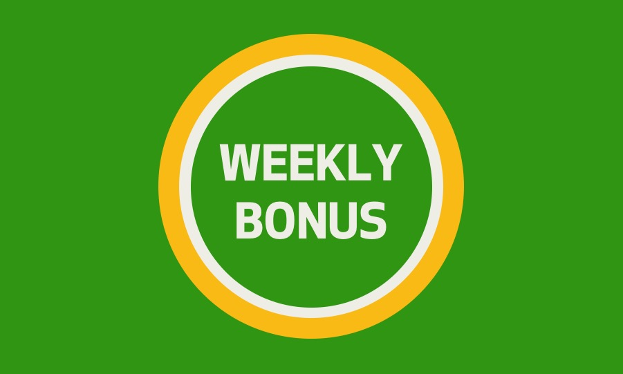Joe Fortune Weekly Bonus