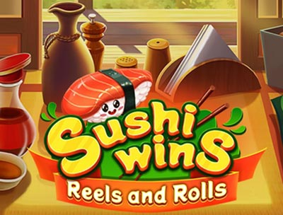 Sushi Wins Reels and Rolls