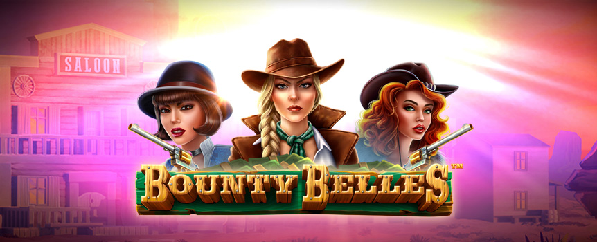 Saddle up into a Wild West adventure as you go searching for three wanted outlaws who could pay you tons of cash.