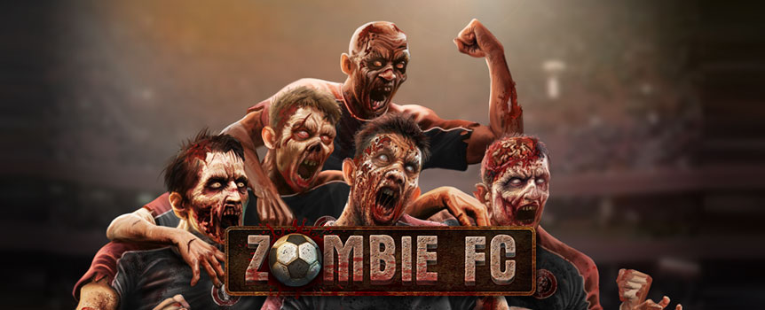 Only two things will survive the apocalypse - zombies and soccer.