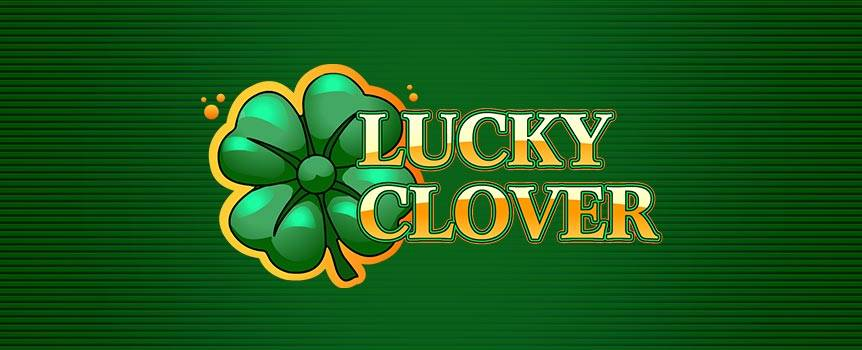 According to an age old Irish tradition, finding a four leaf clover has long been a symbol of prosperity, and now with Lucky Clovers slot, some of it could be coming to you! Spin your way through the bars and sevens in this 3-reel, 5-line slot to roll in winning combinations. Then unearth the almighty four leaf clover to multiply your winnings by 2x as they substitute for any other symbol. Those lucky enough to find the magical Lucky Clover will experience the luck of the Irish, to be sure, to be sure.