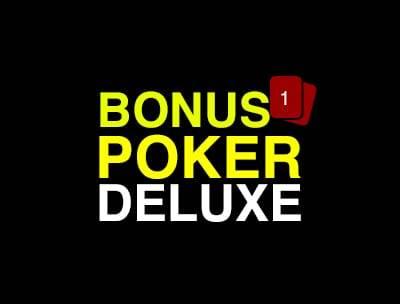 Bonus Poker Deluxe 1 Hand