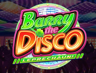Barry The Disco Leprechaun
